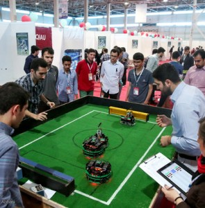13th RoboCup Iran Open to kick off Thu.