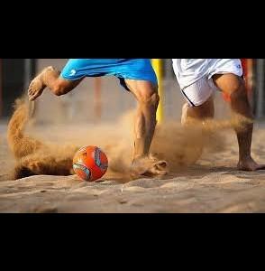 Moghavemat start Eurasia Beach Soccer Cup on high note