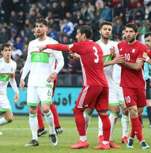 Iran fall in FIFA rankings