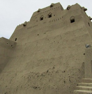 Iran's Beauties in Photos: Ancient Seb Castle