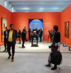 Exhibit of Iranian Antiquities to Open in Netherlands