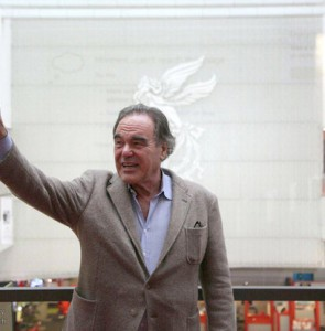 Oliver Stone claims CIA tries to influence his projects