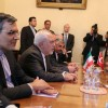Mehr News Agency - Zarif meets Turkish counterpart in Moscow