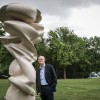 """Roots and Stones"", a gift from Tony Cragg, unveiled at TMCA"