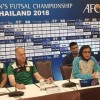 Iran Ready to Retain AFC Women's Futsal Championship Title: Coach