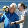 Esteghlal fight for victory against Zob Ahan: Winfried Schaefer