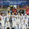 Masoud Soltanifar congratulates Iran women's futsal team over winning Asian title