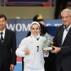 Back to back tournament MVP honors for Asia's great Karimi