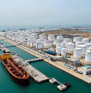 Oil exports from Kharg terminal reach 800m barrels in a year