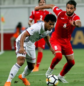 Iran's Persepolis earn a dramatic win over Al Jazira of UAE