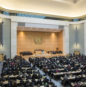 Iran to attend World Health Assembly next week