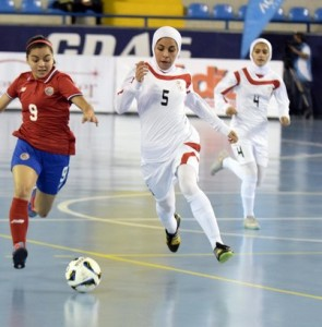 Iranian women's games should be broadcasted from Iran's TV: Ebtekar