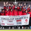 Kia Football Academy U13 win Cordial Cup