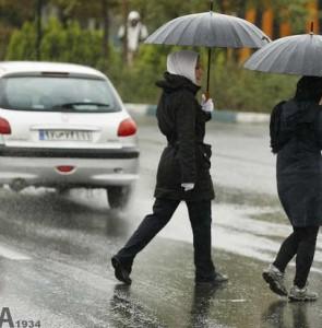Average precipitation in Iran falls by 29%