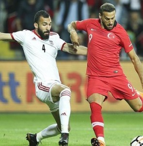 Football: Turkey beat Iran in friendly