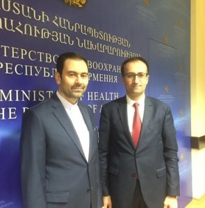 Iran proposes to set up clinic in Armenia