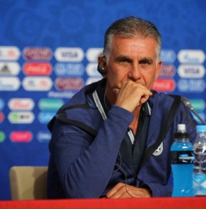 Queiroz hits out at critics after win over Morocco