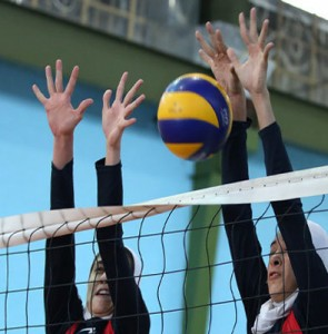 Iranian volleyballers beaten by Vietnam in Asian c'ships