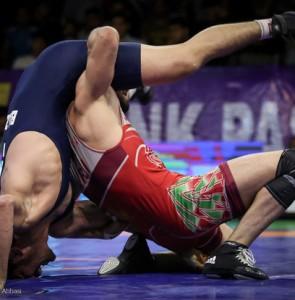6 Iranians await gold at Deaf Freestyle Wrestling C'ships
