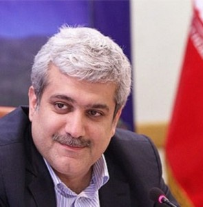 Iran's science VP heads to Brussels