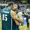 Oshin Sahakian bids farewell to Iran national basketball team