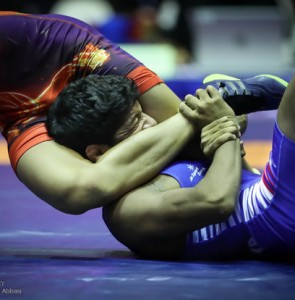 Iran crowns at 2018 Cadet Wrestling World C'ships