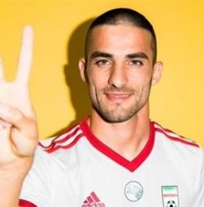 Iran's Milad Mohammadi on Rangers' Radar