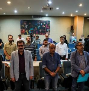 Mehr News Agency - Fajr Intl. Theater Festival holds presser