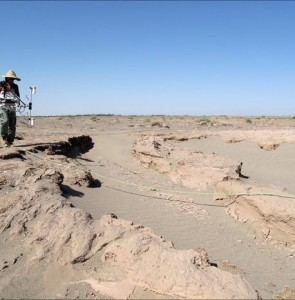 Historical tomb chambers found in southeast Iran