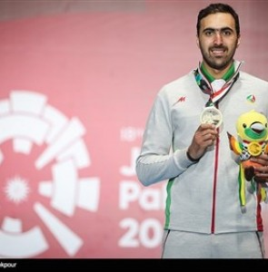 Asian Games: Fender Pakdaman Seizes Bronze Medal