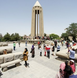 Tourism in Hamedan is on the upswing