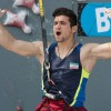 VIDEO: Reza Alipour wins speed climbing gold at Asian Games