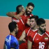 Iran volleyball march into Asiad semis