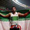 Discus thrower Haddadi clinches gold medal in Asian games
