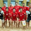 3rd in world; latest ranking of Iran's beach soccer team