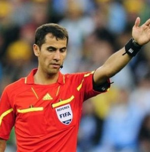 Ravshan Irmatov Named Persepolis v Al Duhail Referee