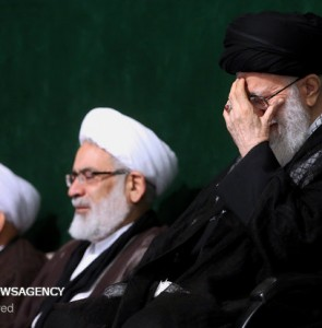 Mehr News Agency - Leader attends Muharram mourning ceremony