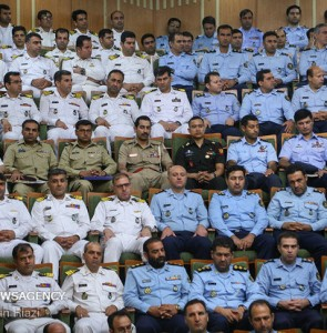 Mehr News Agency - New academic year of AJA University of Command and Staff kicks off