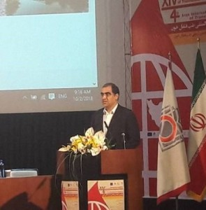 Health min. says Iran doesn't export blood to any country