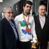 Swimmer Izadyar books Iran's first gold at Asian Para Games