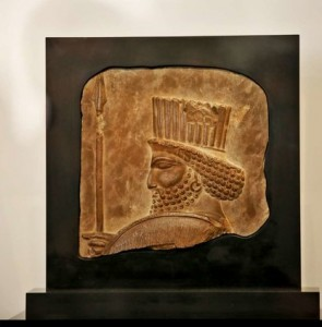 Recovered Achaemenid relief to go on tour across Iran