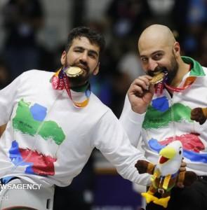 Iranian para athletes beyond expectations