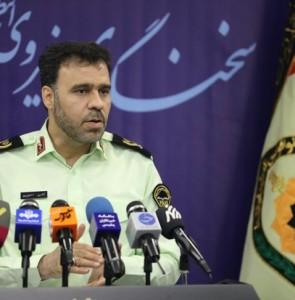 Iran speeding up 'smart police' initiative