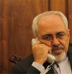 Iran FM holds separate phone talks with British, Norwegian counterparts