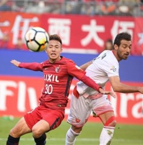 We Are Not Afraid of Azadi Stadium: Kashima Antlers' Striker