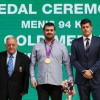 Saeid Mohammadpour awarded 2012 Olympic gold