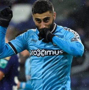 Iran's Kaveh Rezaei linked with Olympique Marseille: report