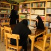 60% of national library of Iran's members are women