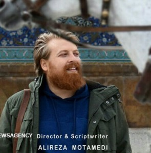 Iran's 'Reza' wins award at France's Belfort Filmfest.