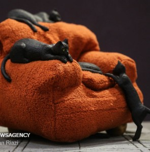 Mehr News Agency - 6th Biennale of Urban Sculptures Exhibition underway in Tehran